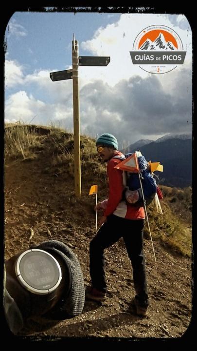 Test Suunto Spartan en carrera Trotabúhos de Espinama (Picos de Europa)