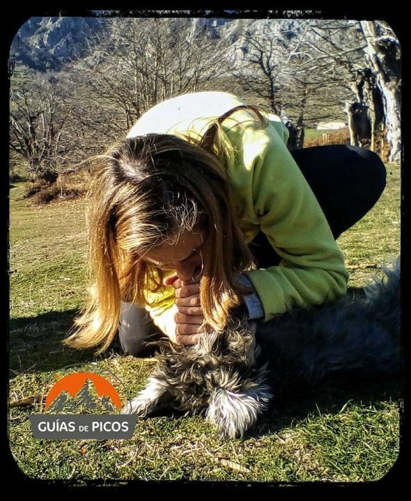 RCP canina en CaniCamp Picos de Europa