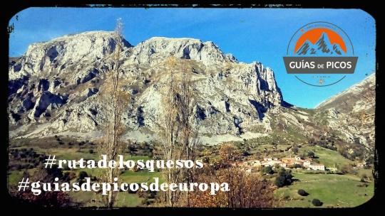 Cabañes. Ruta de los Quesos de Picos de Europa