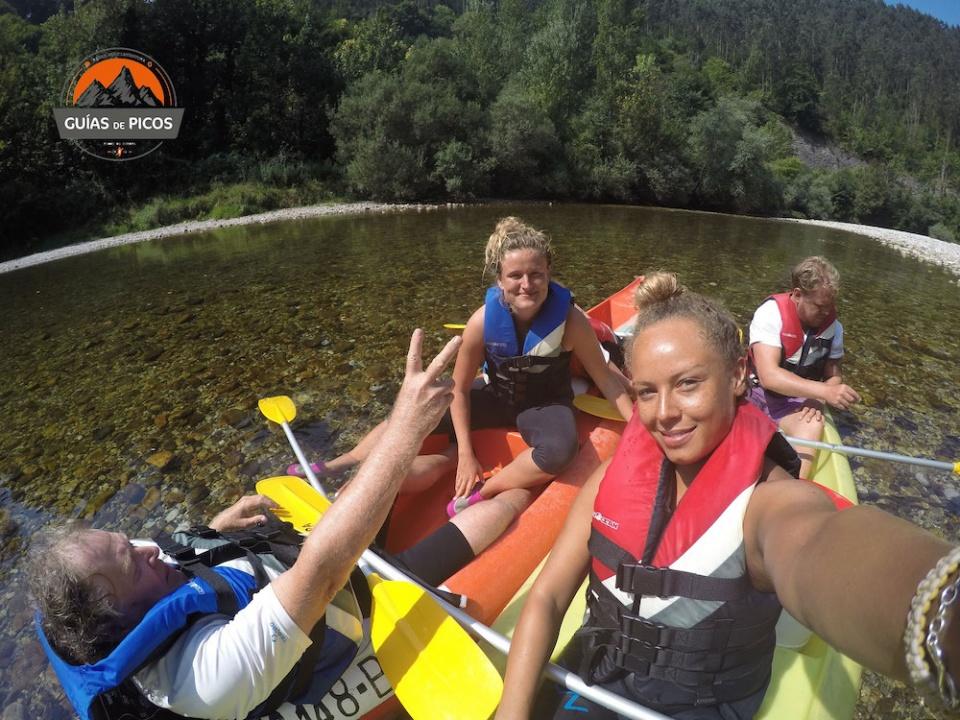 Descenso Exclusivo del río Cares con vídeo de recuerdo