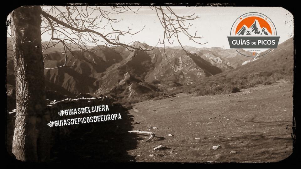 Ruta de los Teyeros. Sierra del Cuera