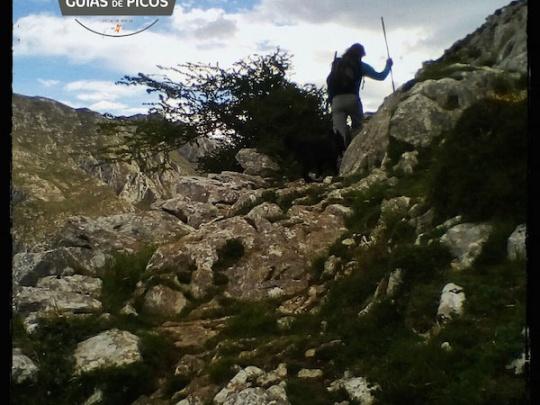 Ruta a Cueva Ciloña