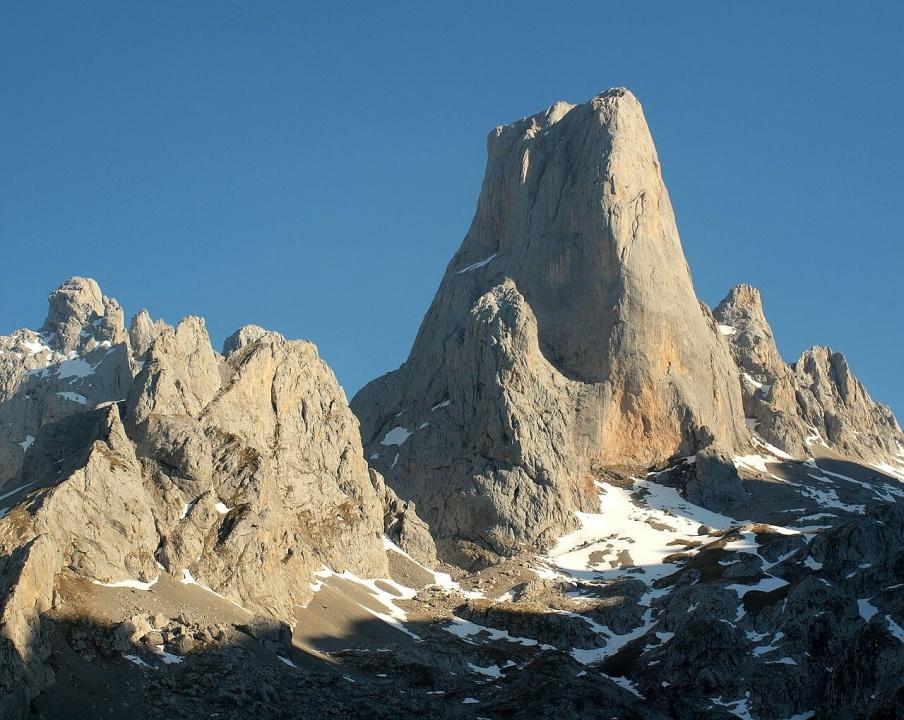 escaladas al Urriellu - Naranjo de Bulnes