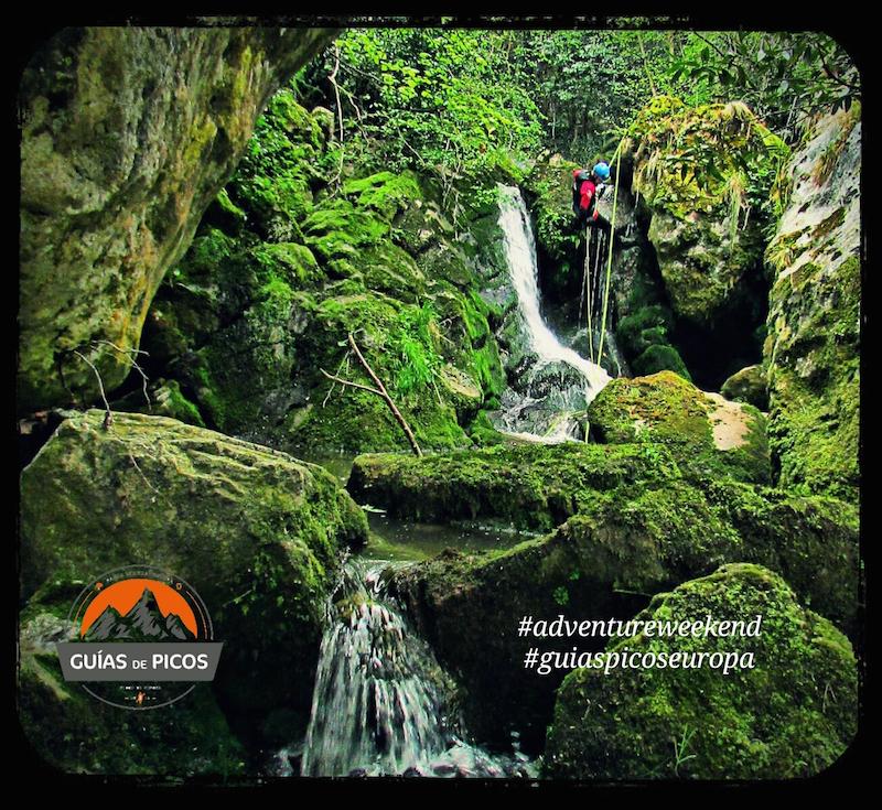 Adventure weekend at Picos de Europa