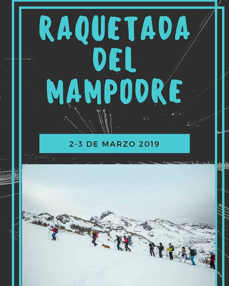 Raquetada Macizo Mampodre