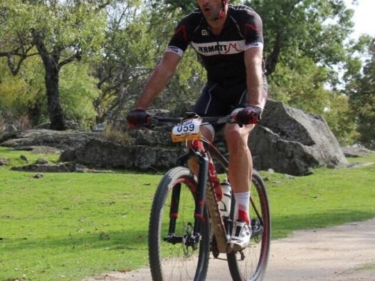 Chisco Callejo, MTB bike rider