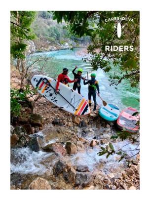 I Concentración SUP river en el Cares-Deva @ Guías de Picos SUP dreamers