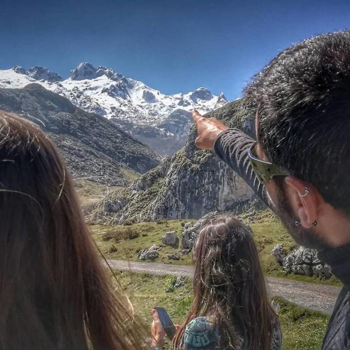 Ruta Picos de Europa. Lagos de Covadonga