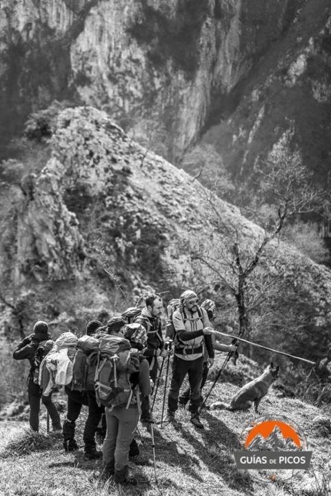 Ruta Picos de Europa.Trekking Desfiladero de La Hermida