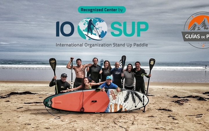 CURSO Stand Up Paddle Surf