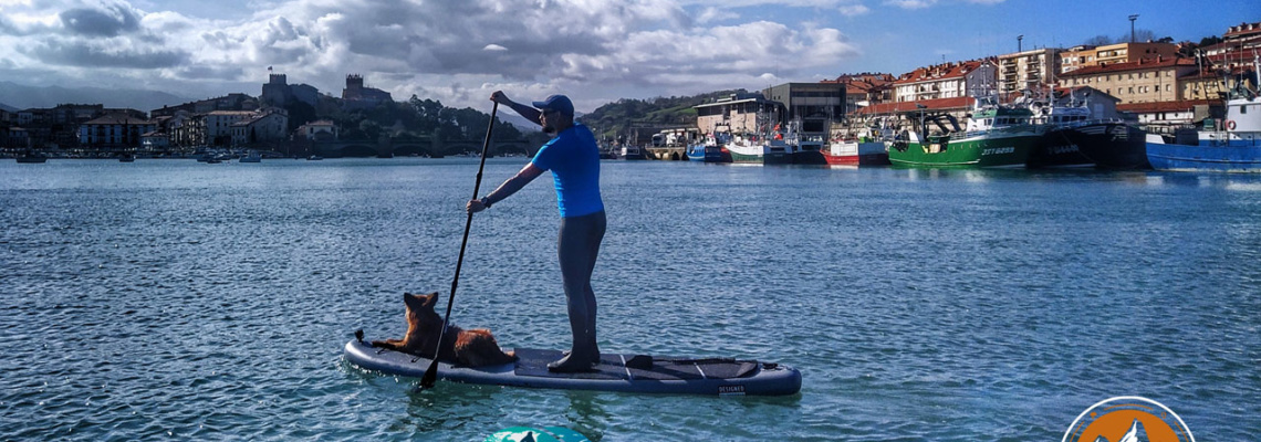 Stand Up Paddle Surf en Asturias y Cantabria