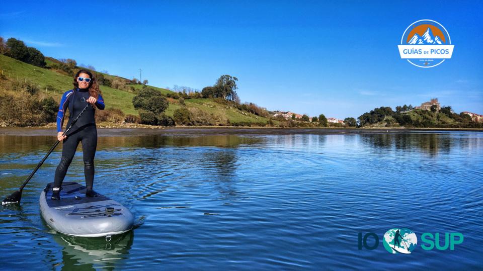 Stand Up Paddle en ría de San Vicente