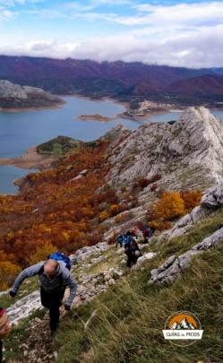 Trekking de Otoño. Picos de Europa y Cordillera Cantábrica